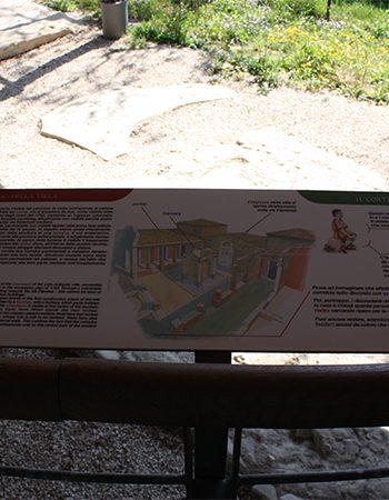 Scavi e Antiquarium di Colombarone